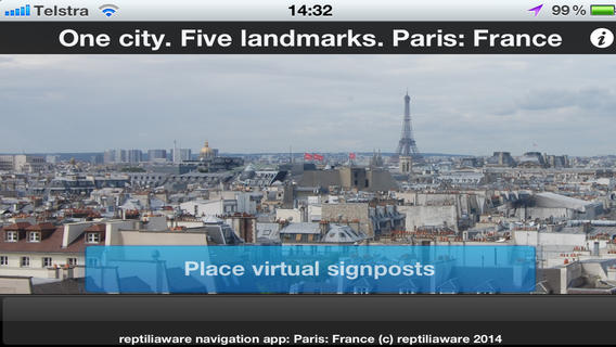 Paris screenshot 1